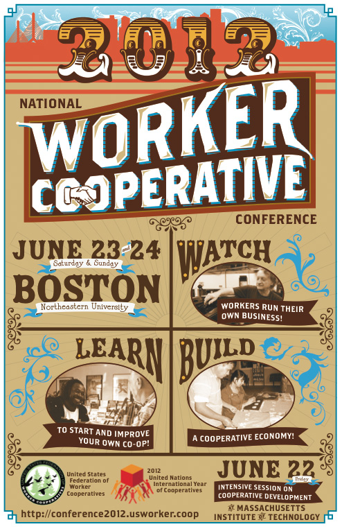 2012 National Worker Cooperative Conference